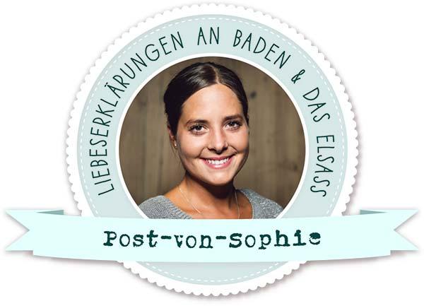 Post von Sophie
